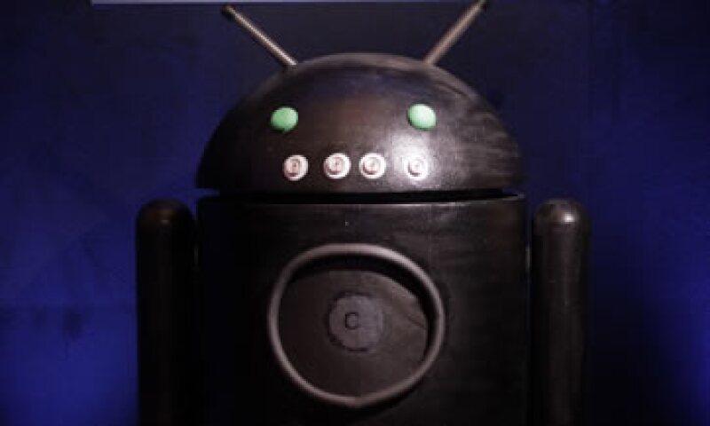 Samsung, con sistema Android, ha reforzado su publicidad en este fin de año. (Foto: AP)