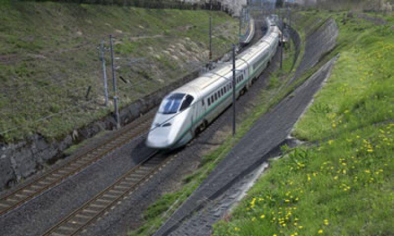 El sistema contará con 15 trenes eléctricos que correrán a una velocidad promedio de 90 kilómetros. (Foto: Getty Images)