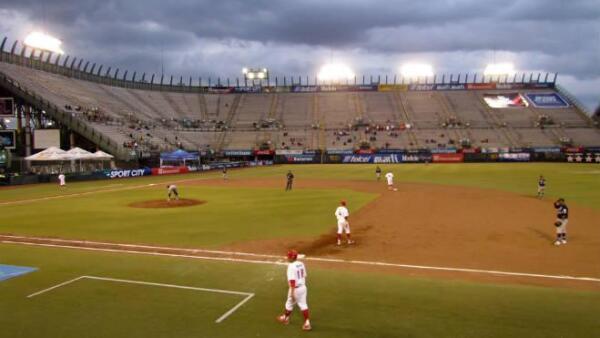 Foro Sol, donde juegan los Diablos Rojos del M�xico