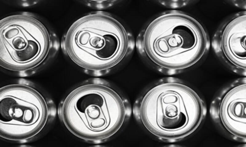 La nueva planta de Crown Holdings tendrá una capacidad de 2,000 millones de latas. (Foto: Getty Images )