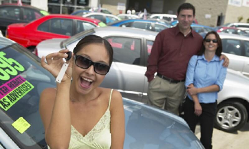 Sólo 2 de cada 10 autos están asegurados en México. (Foto: Thinkstock)