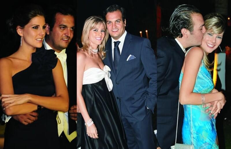 La primavera del 2012 es el momento en que en la Perla Tapatía varias parejas den el siguiente paso y celebren su boda. Conoce de cerca su histora de amor.