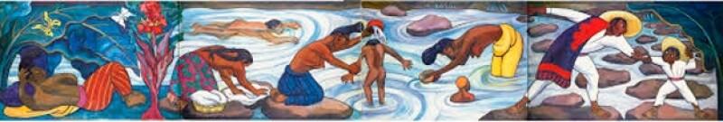 A seis meses de su fallecimiento, subastan colección exclusiva de pinturas del empresario mexicano en Nueva York.