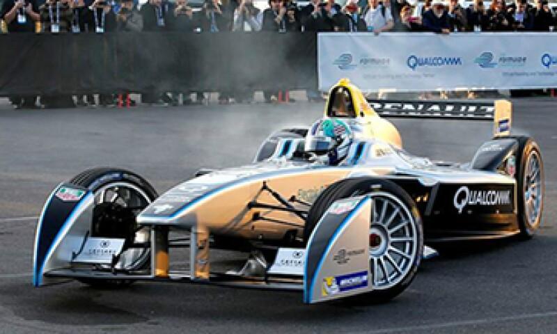 El campeonato de autos eléctricos Fórmula E dará inicio en septiembre de 2014 en Pekín, China. (Foto: Tomada de fiaformulae.com)
