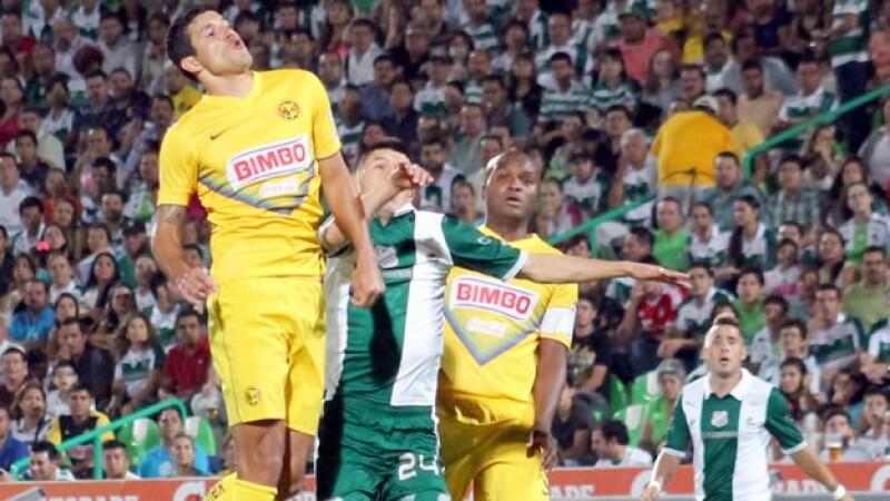 América vs Santos