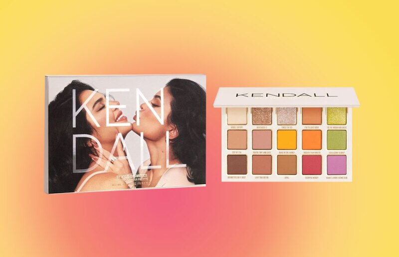 kendal-kylie-make-up