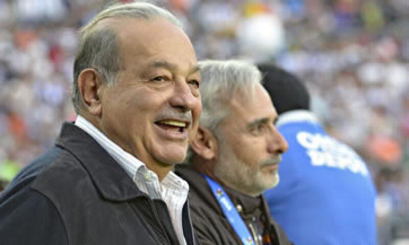 AMóvil dijo el 19 de mayo que se desprendería de su participación en AMóvil. (Foto: Reuters)