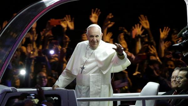 El secretario general de la CEM argumentó que el itinerario del Pontífice está bastante saturado y que esa es la razón de la cancelación.