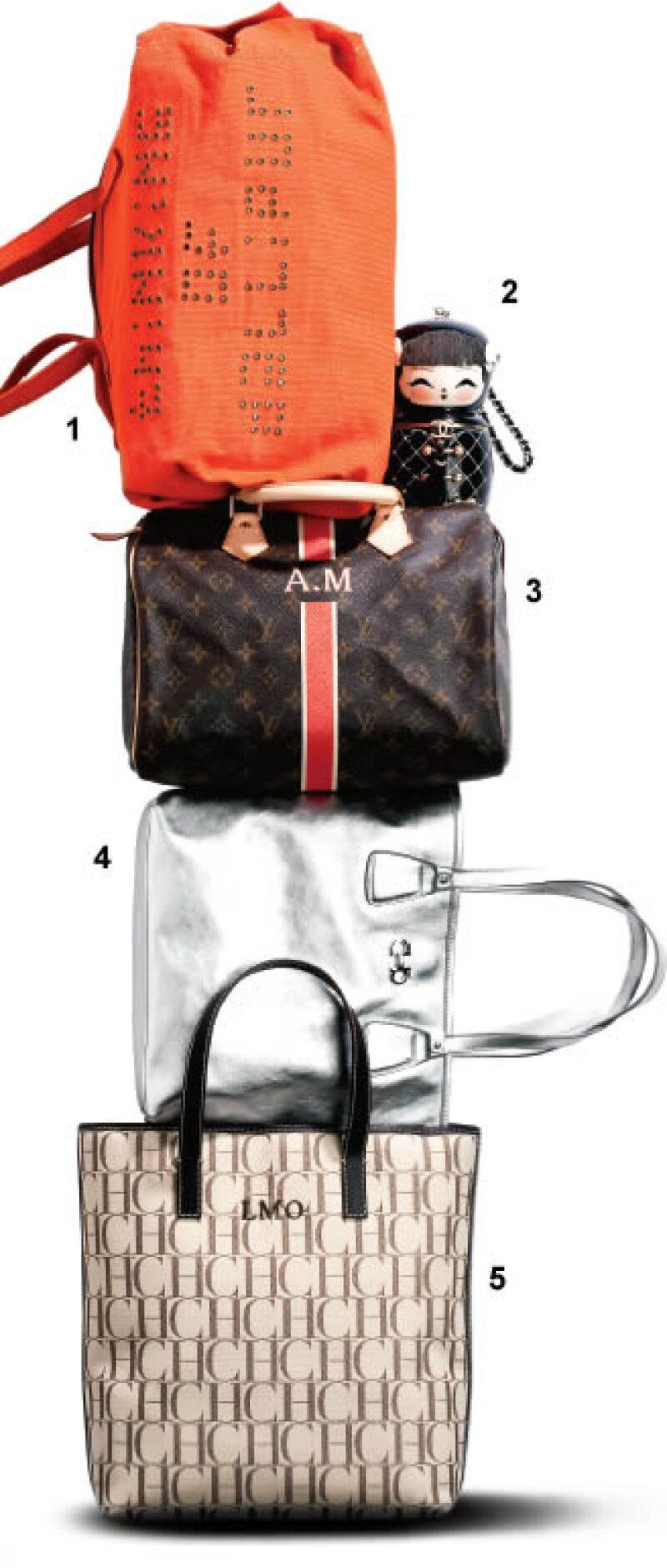 Los bolsos son un símbolo de distinción femenino. (Foto: Oscar O. Hofmann)