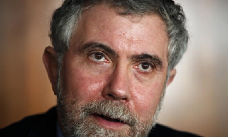 El premio Nobel de Economía 2008, Paul Krugman, llamó a ver la situación de Grecia a Irlanda. (Foto: AP)