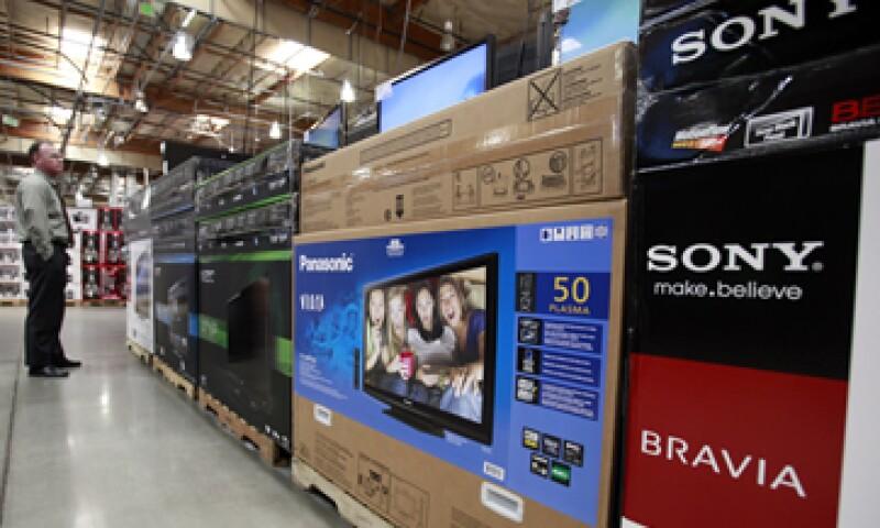 Panasonic y Sony han reportado pérdidas después de perder cuota de mercado en televisores frente a Samsung. (Foto: AP)