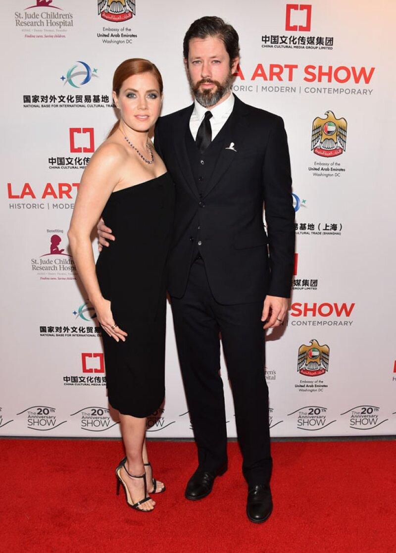 La actriz ha contraído matrimonio con su pareja de los últimos 14 años este sábado en California