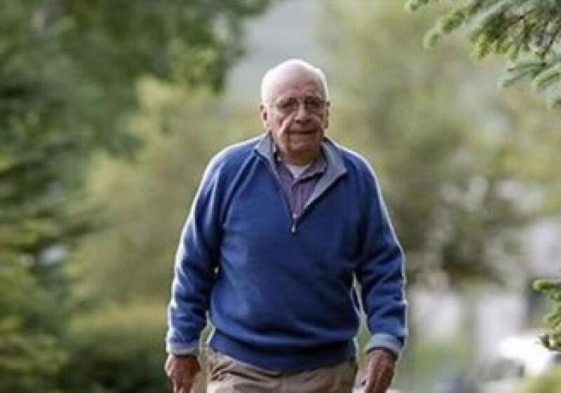 Robert Murdoch dijo que el desempleo y los problemas de deuda son obstáculos para la recuperación. (Foto: Reuters)