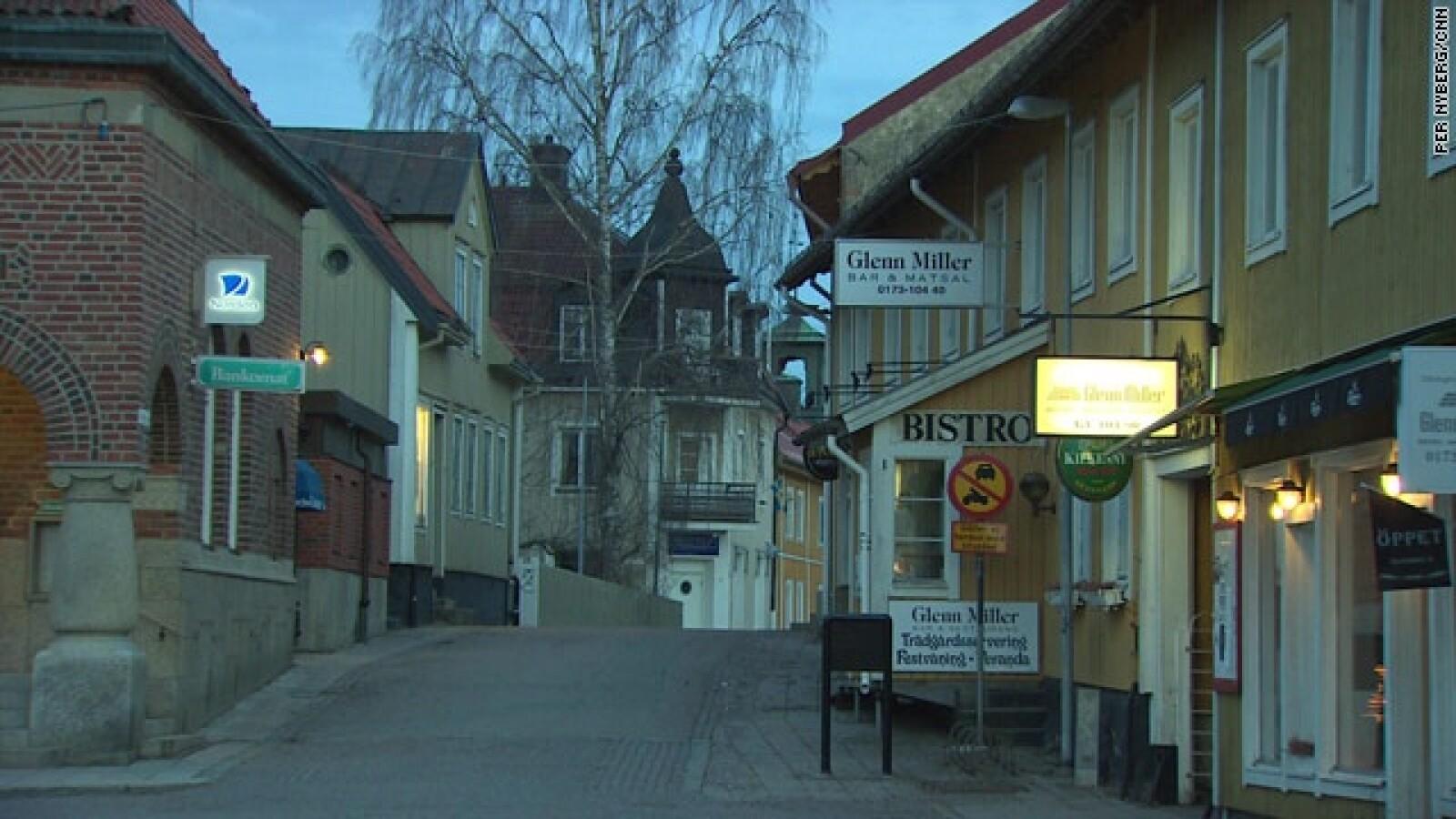 El pueblo de Osthammar es lugar elegido para enterrar cerca de 12,000 toneladas de desecho nuclear