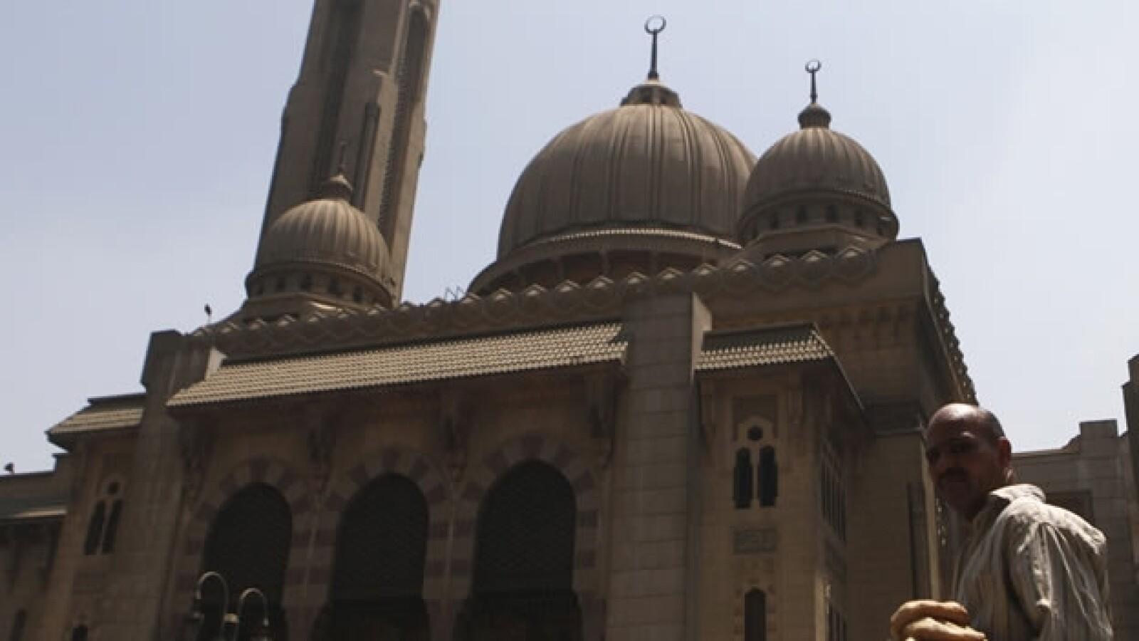 Egipto al Fateh mezquita 6