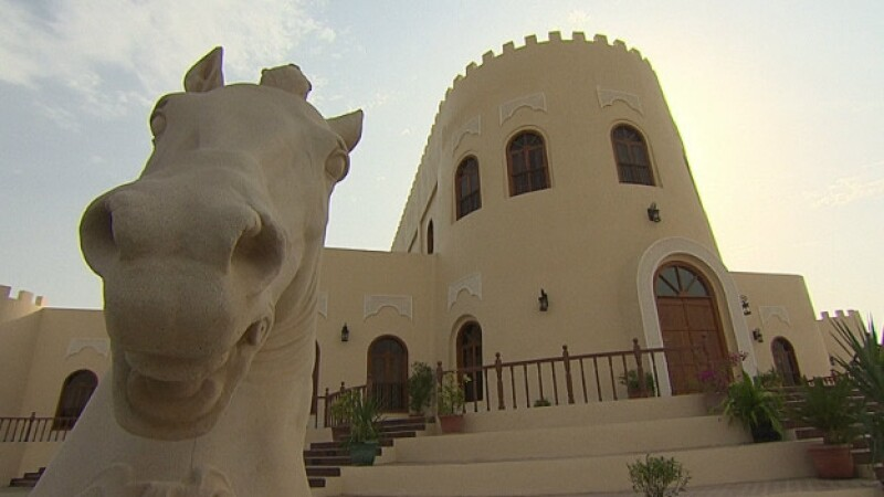 caballos hotel qatar