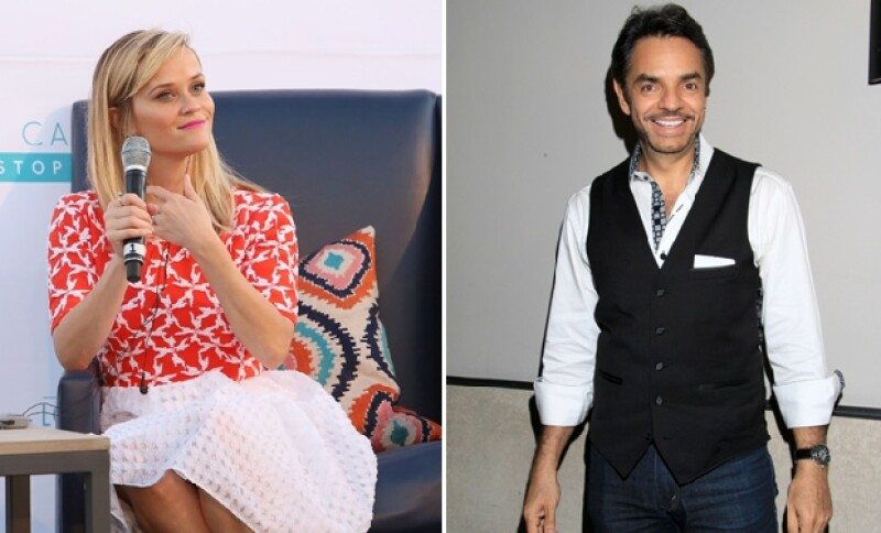 En una entrevista durante el Festival de Cine de Los Cabos, la actriz estadounidense comentó que le gustaría trabajar en algún proyecto con el actor y comediante mexicano.