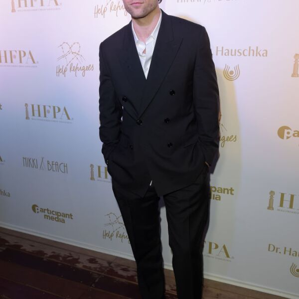 HFPA & Participant Media Honour Help Refugees' Arrivals - The 72nd Annual Cannes Film Festival