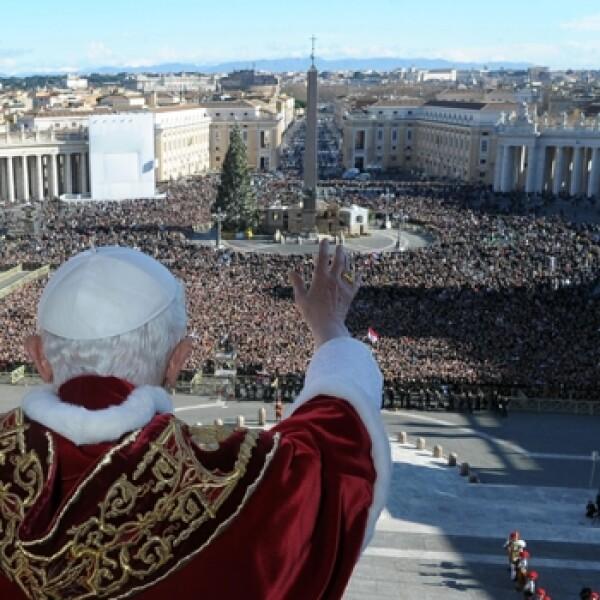 Benedicto XVI papado 14