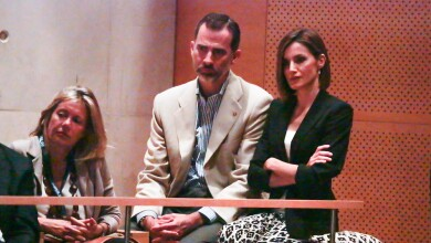 Spanish Royals Visit Forum Impulsa 2015