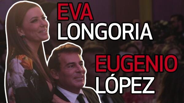 Eva Longoria y Eugenio Lopez