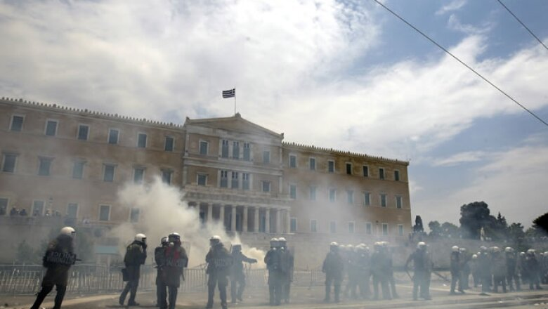 El año pasado, Grecia sufrió severos recortes, que de acuerdo con analistas, provocaron que el desempleo trepara de 11% a 16%.