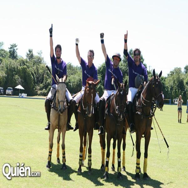 Germán Coppel,Juan Carlos Galán,Billy Stera,Diego Velarde