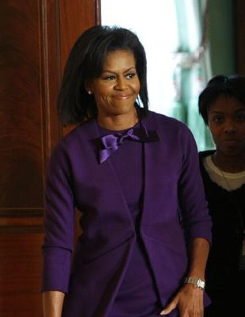 La primera dama sigue siento un ejemplo a seguir en cuanto a moda se refiere y el CFDA la reconocerá.