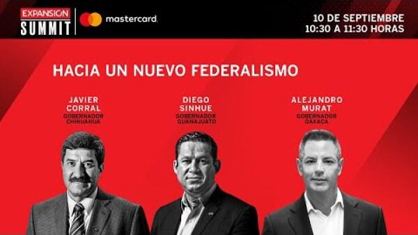 Hacia un nuevo federalismo | Expansión Summit 2020