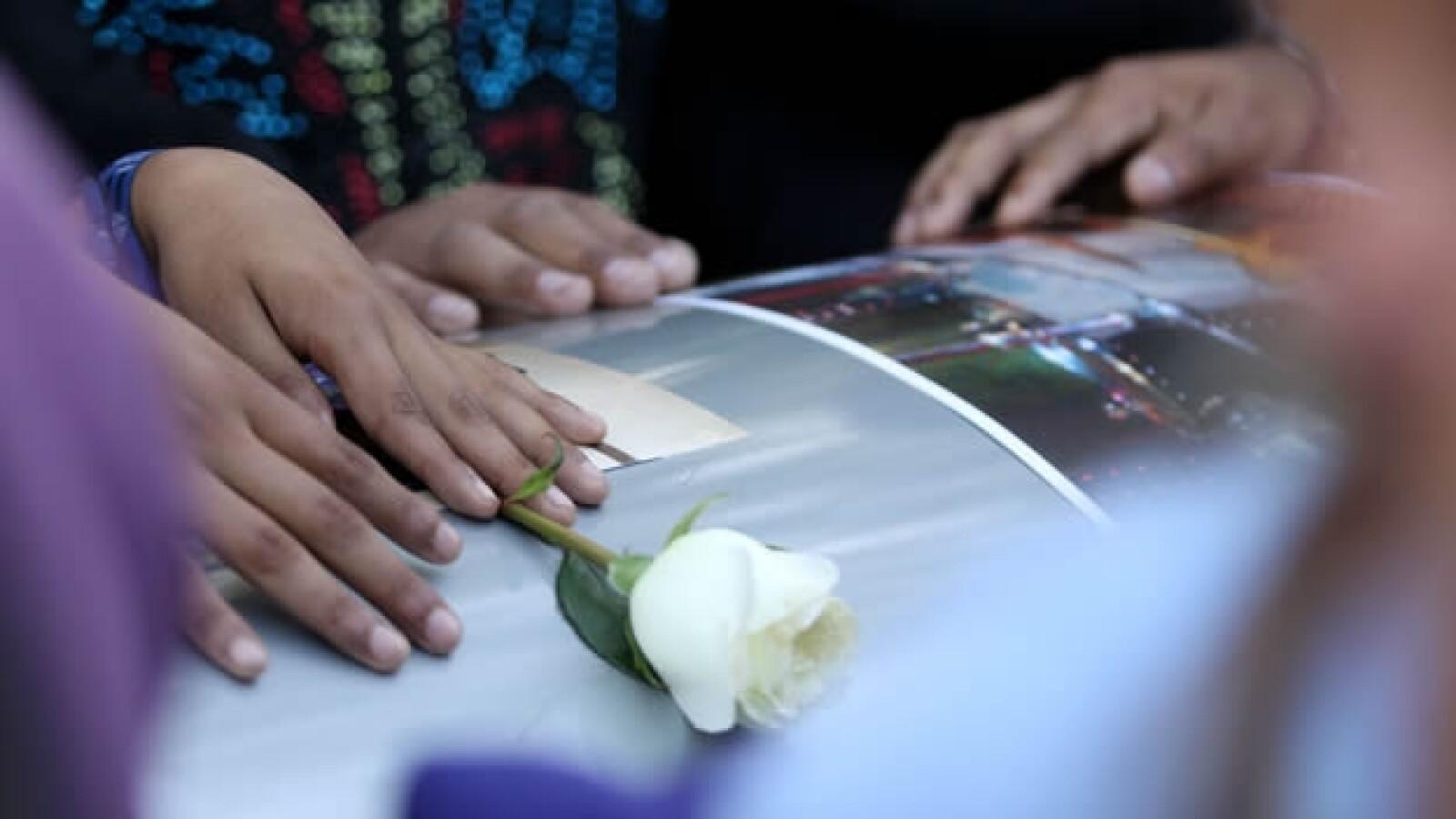 Kombo Kolombia funeral 9