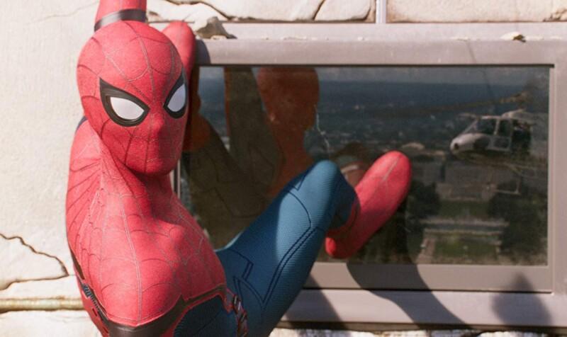 Filtran las nuevas fotos del traje de Spider-Man