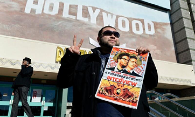 La película habría sido el motivo de un ataque cibernético contra Sony. (Foto: Reuters )
