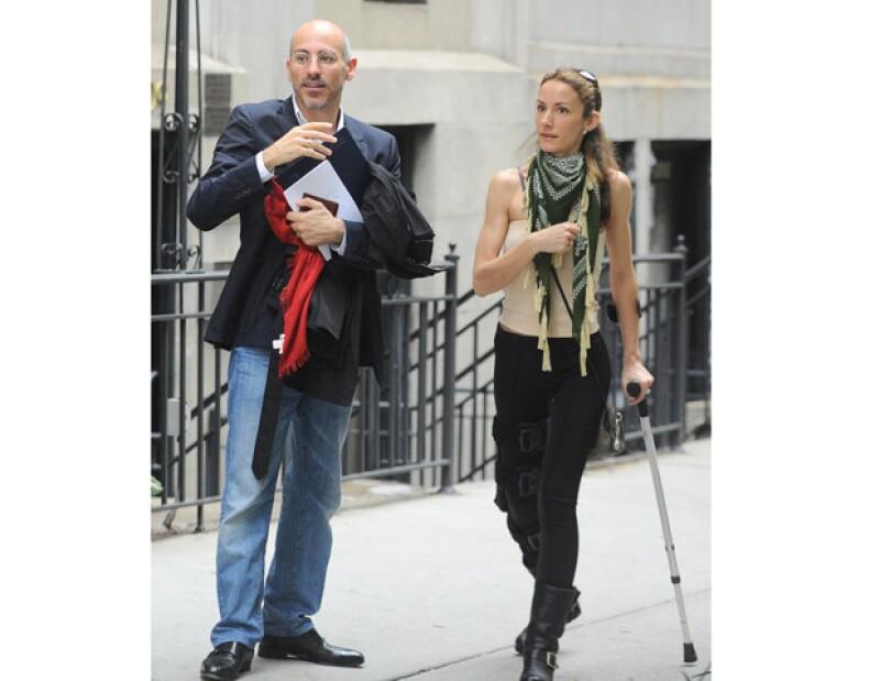 Telma Ortiz y Jaime del Burgo han salido a desmentir su separación, así como critican a los medios por meterse en su vida privada.