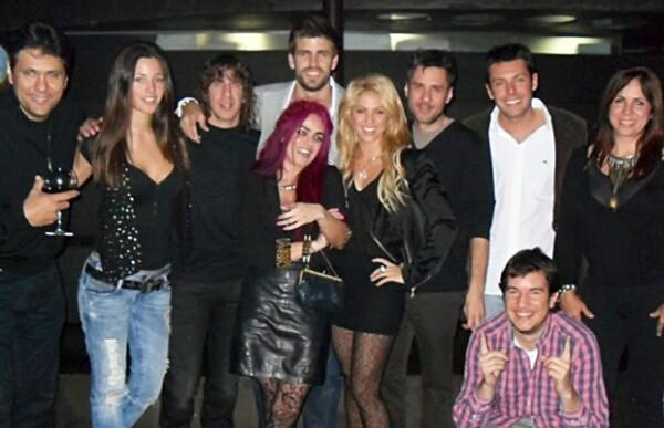 Bien dice el dicho que una imagen vale más que mil palabras y en éste es el: ¡Shakira y Gerard Piqué celebraron sus cumpleaños juntos!