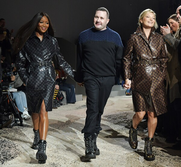 Louis Vuitton show, Runway, Fall Winter 2018, Paris Fashion Week Men's, France - 18 Jan 2018