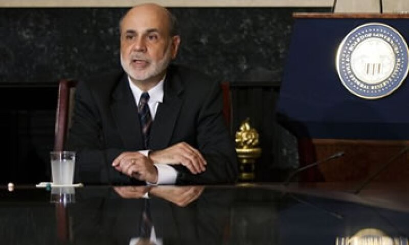 Wall Street había esperado alguna señal de nuevos estímulos de la Reserva Federal.  (Foto: AP)