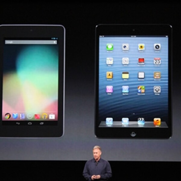 ipad mini comparacion galaxy 23 octubre 2012