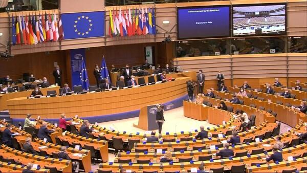 La recuperación de la Unión Europea después de la pandemia costará 750.000 mde