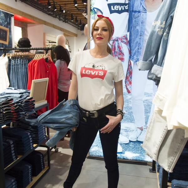 Apertura tienda Levis Madero