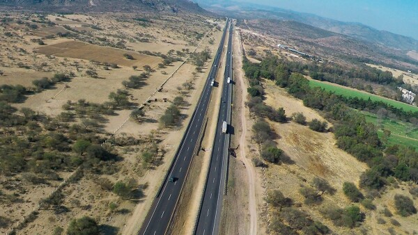 Autopista Querétaro-San Luis, a detalle