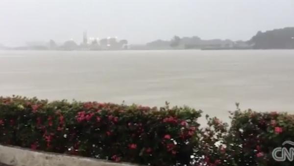 El huracán Katia se disipa, pero las fuertes lluvias en México seguirán