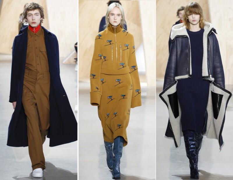 Estos fueron los looks favoritos de Cass de la colección de Lacoste, ¿cuál te gusta a ti?