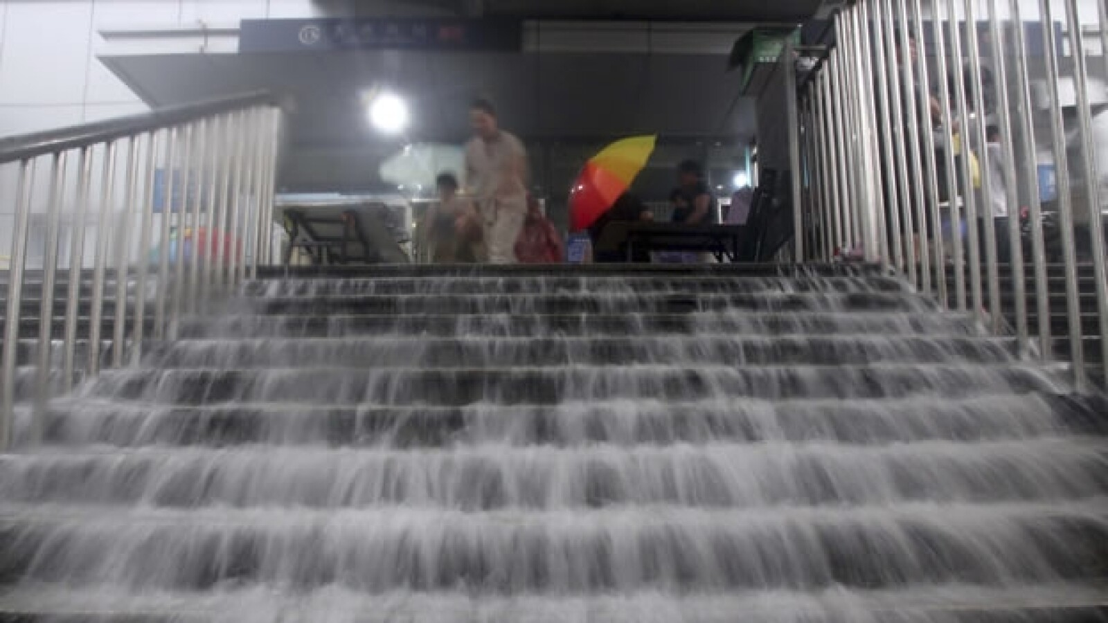 Las lluvias causan estragos en China