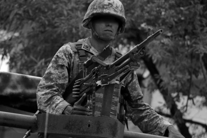 Activistas mexicanos dudan si el gobierno ejercerá acciones contra sus elementos de seguridad.