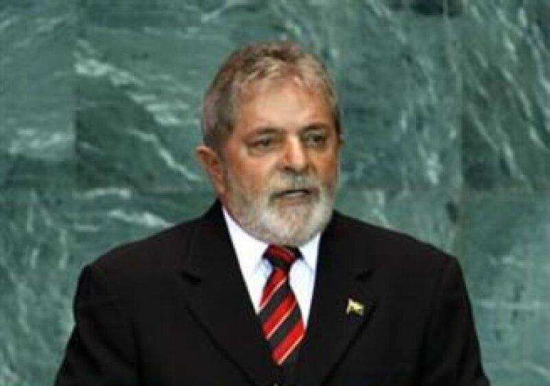 Lula dijo que no acatará el ultimátum golpista. (Foto: Reuters)