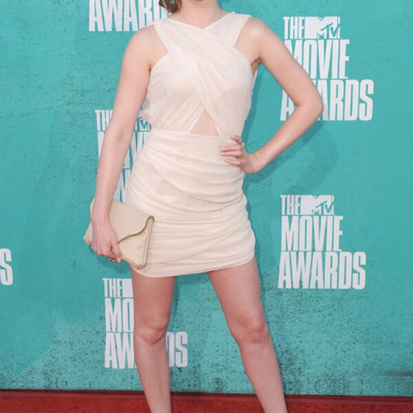 Kirsten Prout.