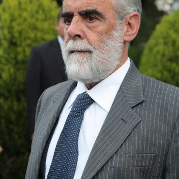 Diego Fernández de Cevallos.