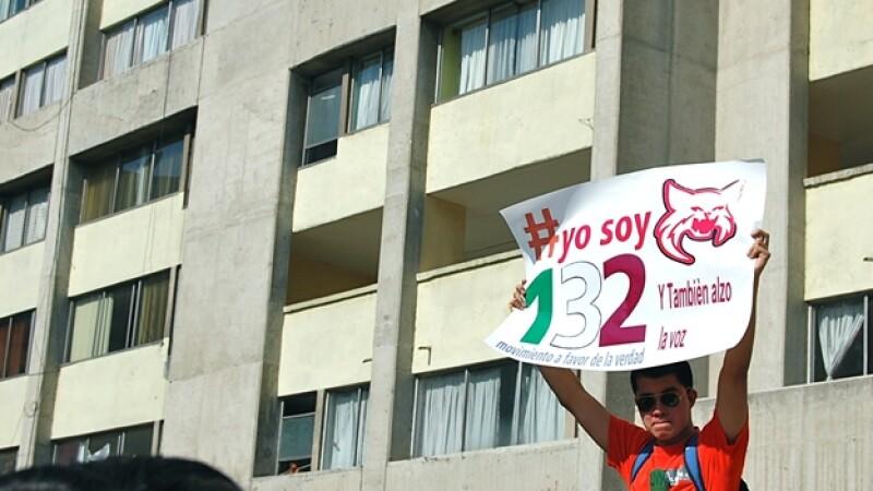 yo soy 132 en tlatelolco