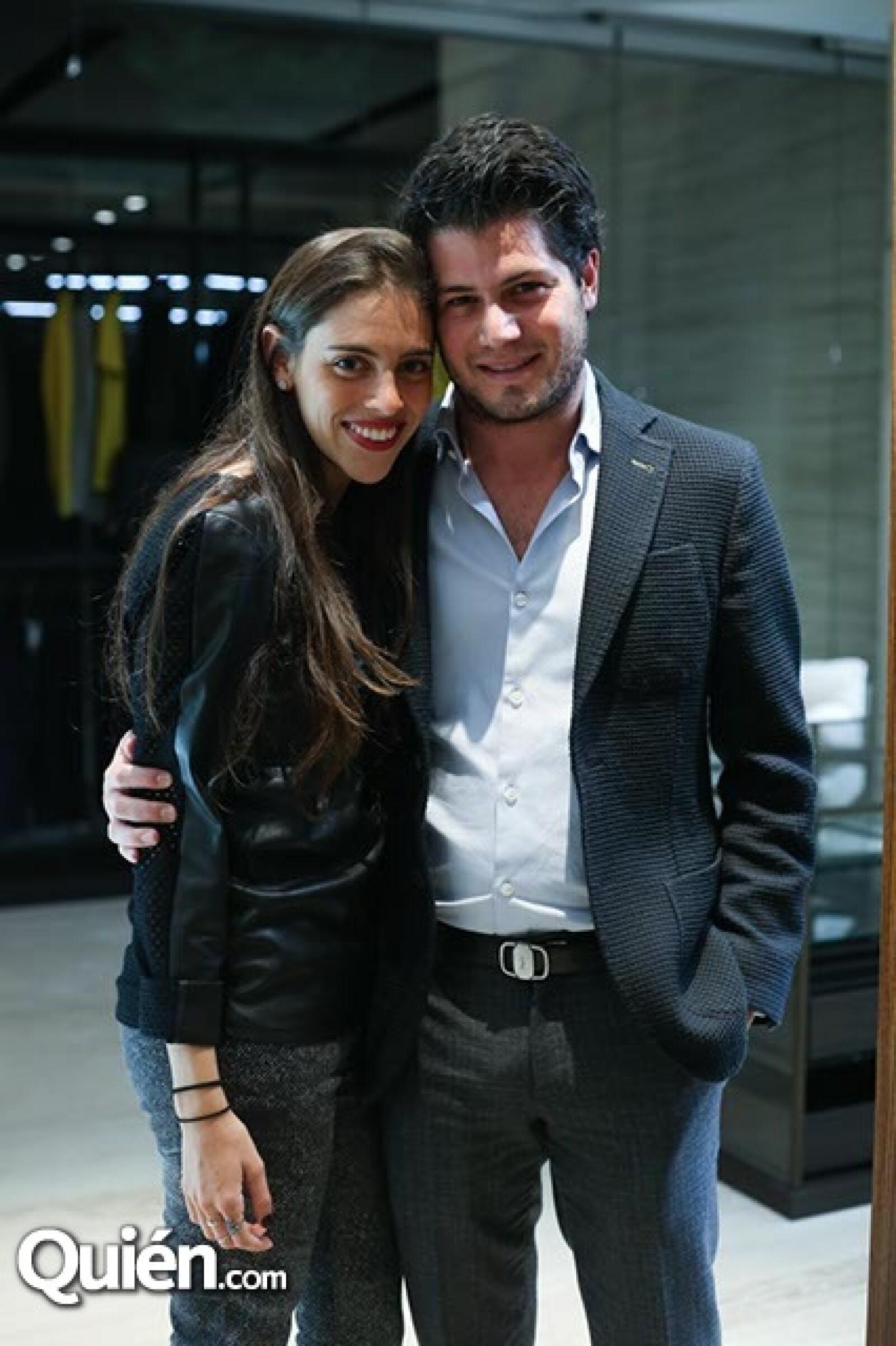 Lidia y Arturo Hans