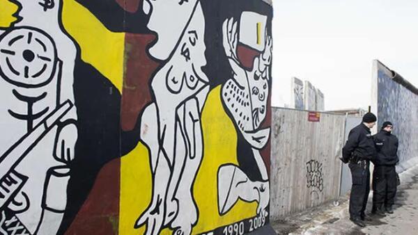 Muro de Berl�n